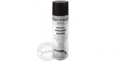Special solvent Black powder - 250 ml spray