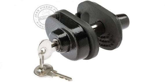 Key trigger lock