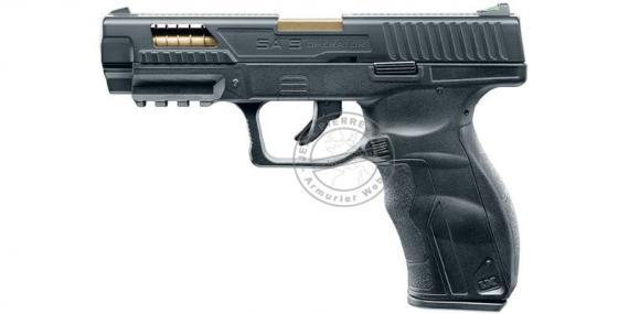 UX SA.9 CO2 blowback pistol - Black - .177 bore (2.5 joules)