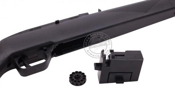 Carabine 4,5 mm CO2 CROSMAN Mod. 1077 RepeatAir (6,47 Joules)