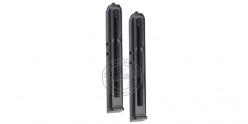 UMAREX - Chargeur pour pistolet BB CO2 x 2 (voir compatibilité)