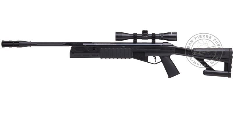 5ed1ce94946671 Carabine 4,5 mm CROSMAN TR77 NPS - Noire (-20 joules) +