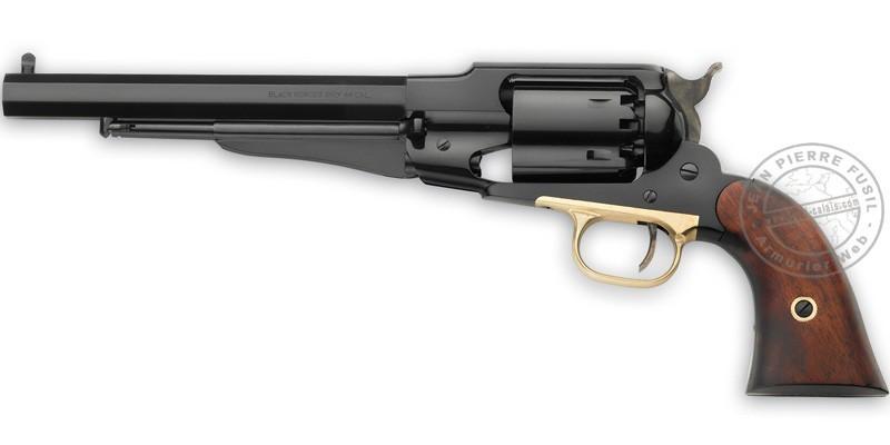 Revolver PIETTA Remington 1858 Acier Cal. 44 - Canon 8''