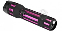 Stun gun and Led torch PIRANHA - 3 000 000 V