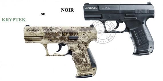 Pistolet à plomb CO2 4.5 mm UMAREX CP Sport (3 joules)