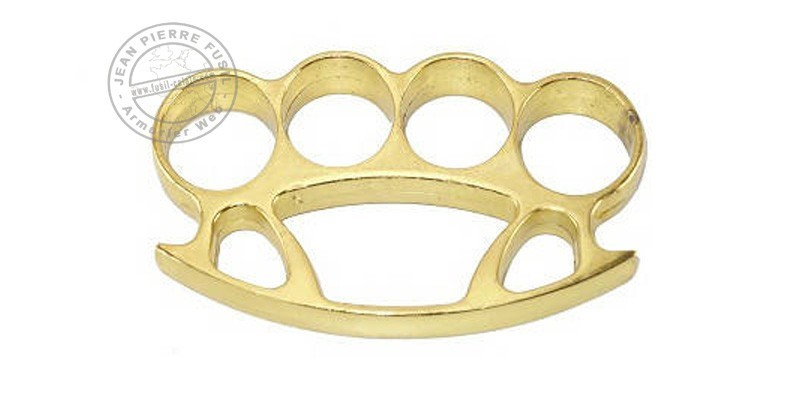 Golden knuckle-duster