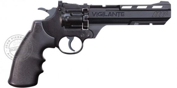 CROSMAN VIGILANTE Revolver 4,5 mm CO2 - .177 bore - Black (4,3 joules max)