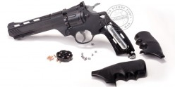 CROSMAN VIGILANTE Revolver 4,5 mm CO2 - .177 bore - Black (4 joules max)