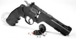 Revolver 4,5 mm CO2 CROSMAN - VIGILANTE noir (4,3 joules max)