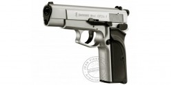 Umarex BROWNING GPDA blank firing pistol - Tan - 9mm blank bore - Crushed Silver