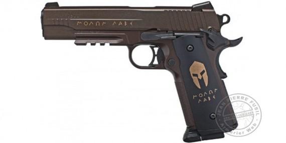 Pistolet à plomb CO2 4,5 mm SIG SAUER ASP 1911 Spartan - Blowback (2,35 Joules)