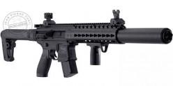 Pistolet Mitrailleur à plomb CO2 SIG SAUER MCX ASP - Cal. 4,5 mm