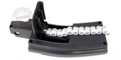 Pistolet Mitrailleur à plomb 4,5 mm CO2 SIG SAUER MPX ASP (5 Joules max)