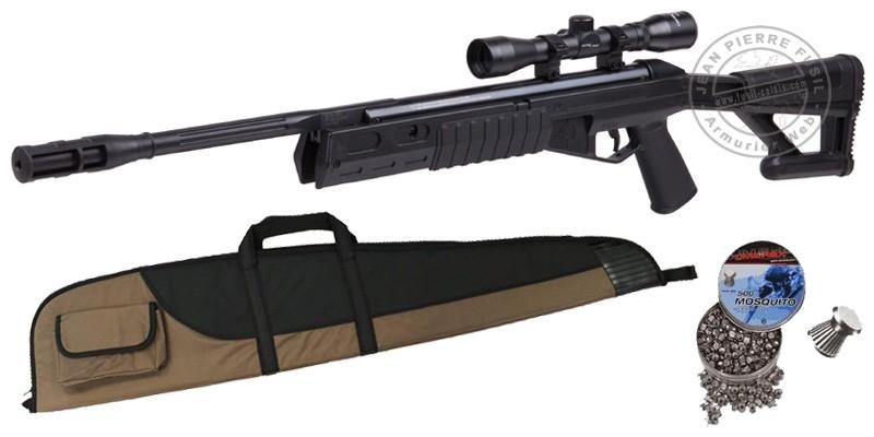 CROSMAN TR77 NPS Air Rifle pack- .177 rifle bore (19.9 joules) - CHRISTMAS 2017 OFFER