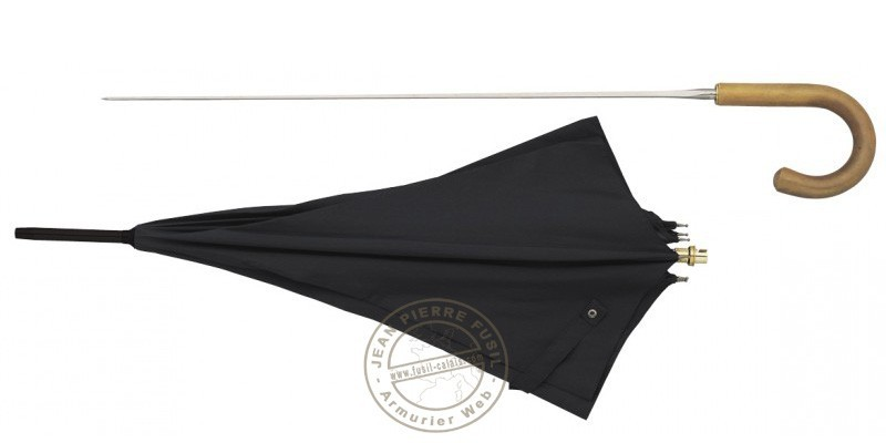 Herdegen - Malacca handle sword umbrella