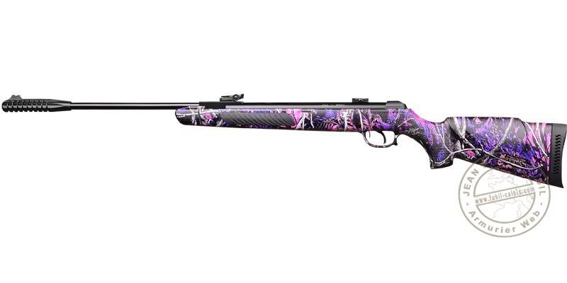 Carabine à plombs 4,5 mm KRAL ARMS N-01 Muddy Girl (19,9 joules)