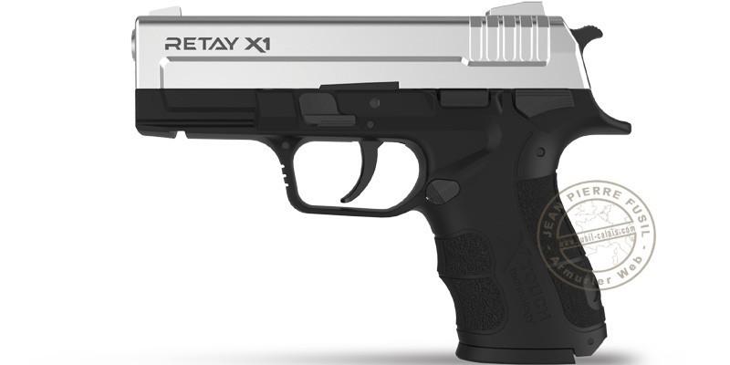 Pistolet d'alarme RETAY X1 - Cal. 9mm