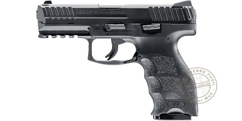Pistolet à plomb CO2 4.5 mm HECKLER & KOCH VP9 (2 joules)