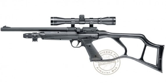 UMAREX RP5 CO2 pistol carbine kit - .177 or .22 (7.5 to 11 Joule)