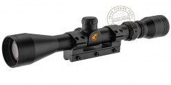 Carabine à plombs 4,5 mm GAMO HPA - IGT (19,9 Joules) + Lunette 3-9 x 40 et bipied