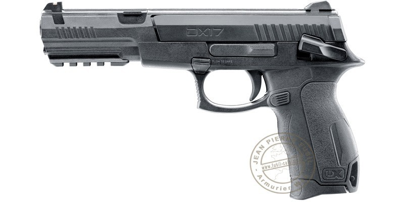 Umarex DX-17 pellets or BBs air pistol - .177 bore (Under 2 Joule)