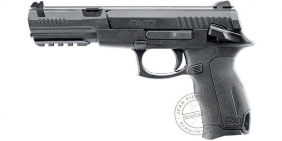 Pistolet à plomb pas cher Umarex DX-17 - Cal. 4,5 mm BB (inf. à 2 joules)