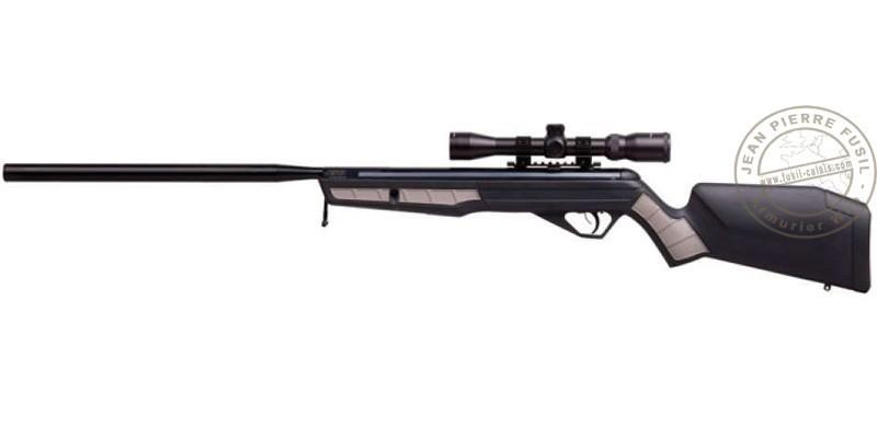 Carabine 5.5 mm CROSMAN Steel Eagle - Jim SHOCKEY + Lunette