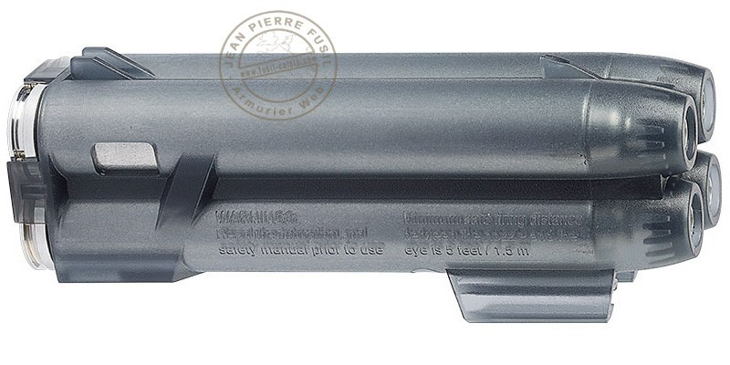 PIEXON - 4 cartridges loader for Jet Defender JPX 6