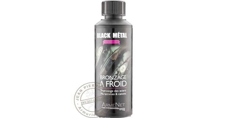 Arme noire cold bluing product - 250g