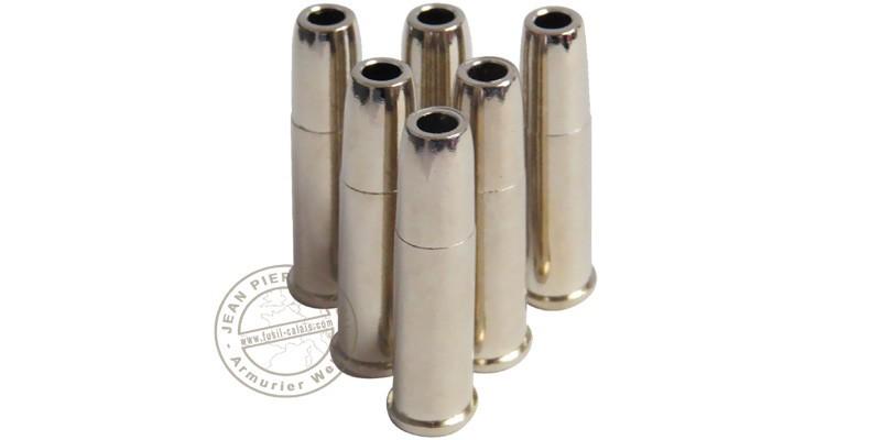 UMAREX - Lot de 6 douilles pour revolver Legends S25, S40 et S60