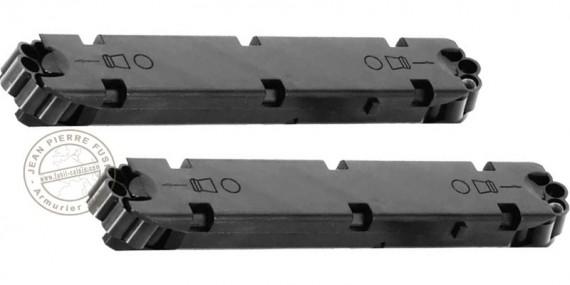 SIG SAUER - Lot de 2 chargeurs 2x8 coups pour pistolets P226 et P250 4,5 mm