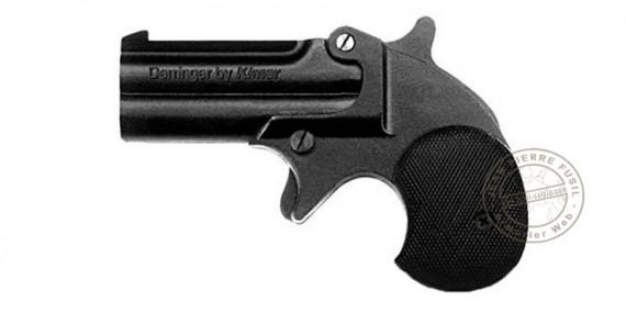 Pistolet alarme KIMAR - Derringer noir Cal. 6mm