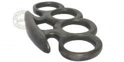Standard Knuckle-duster - Golden bronze