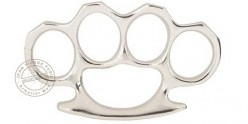 Metal knuckle duster - Black