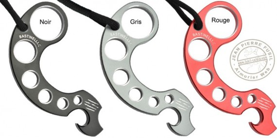 Impact-tool Tactidrink Bastinelli - Noir, Gris ou Rouge