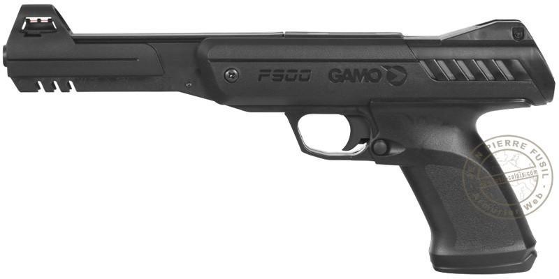 pistolet à plomb