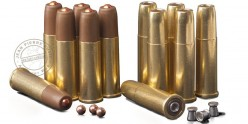 Revolver 4,5 mm CO2 CROSMAN - SNR 357 - Canon 2.5'' (2,5 joules)