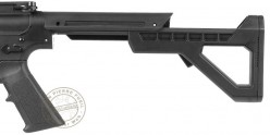 Fusil d'assault à plomb CO2 Full auto CROSMAN DPMS SBR - Cal 4,5 mm (3 Joules)