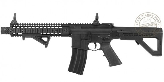 CROSMAN DPMS SBR CO2 Full auto assault rifle - .177 BB bore (3 Joule)