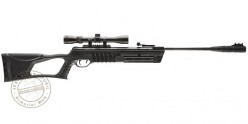 UMAREX FUEL GP Air Rifle - .177 rifle bore (19.9 joules) + 4x32 scope + Bipod