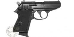 Pistolet alarme KIMAR - Lady nickelé Cal. 9mm