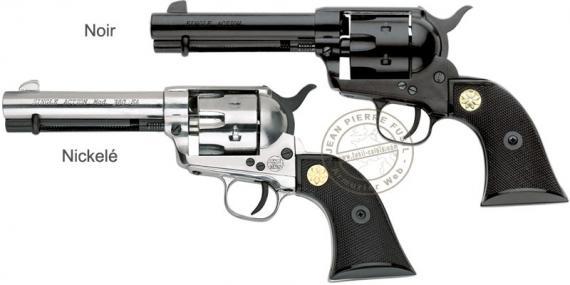 Revolver alarme KIMAR 1873 Single Action - Cal 9mm RK (.380)