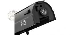 Kit pistolet à plombs CO2 GAMO P23 Combat (3,5 Joules) - PACK NOEL 2018