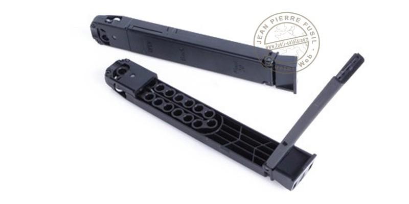 SIG SAUER - Lot de 2 chargeurs 20 coups pour pistolet P320 - 4,5 mm