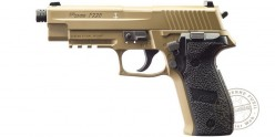 Pistolet 4,5 mm CO2 SIG SAUER P226 Blowback (3 Joules max)