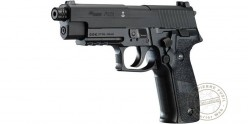 Pistolet 4,5 mm CO2 SIG SAUER P226 Blowback - Noir (3 Joules max)