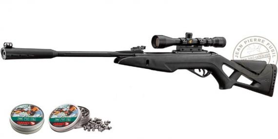 GAMO Whisper X Air Rifle + 3-9x40 scope - .177 rifle bore (19.9 joules)