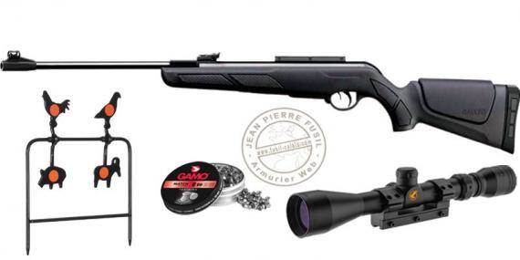 Carabine GAMO 4,5 mm Combo Shadow DX (19,9 joules)
