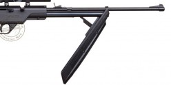 Carabine 4,5 mm CROSMAN Recruit (10 joules) + lunette 4x15