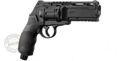 Pack revolver à balles de coutchouc WALTHER T4E HDR 50 (11 Joules max) - PROMO
